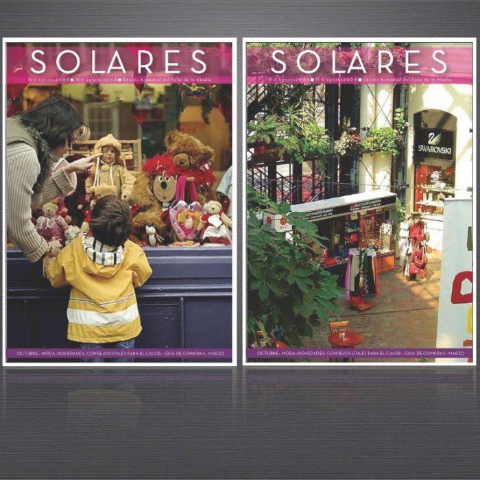 Publicacion Solar de la Abadia